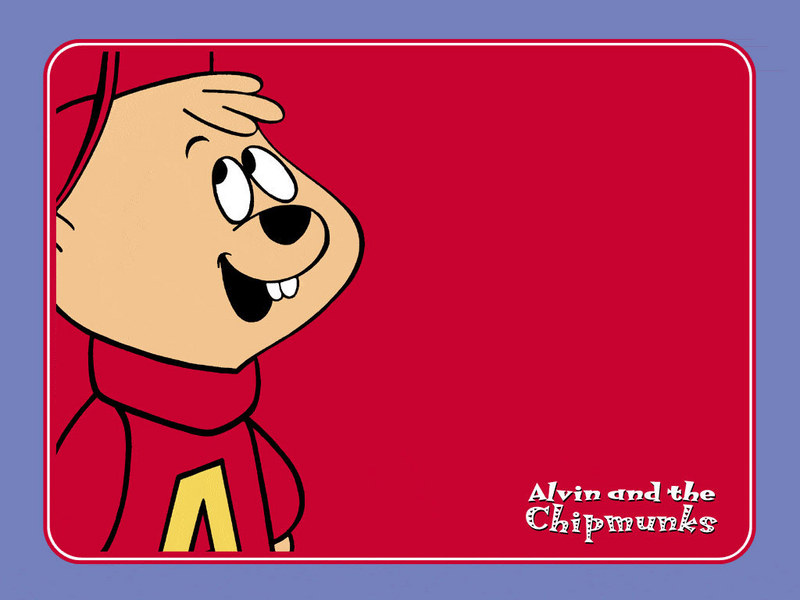 alvin and the chipmunks wallpapers. Alvin Wallpaper