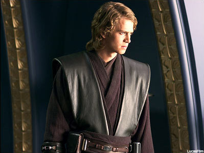 Anakin Skywalker achtergrond probably containing a well dressed person, a business suit, and a surcoat entitled Anakin Skywalker