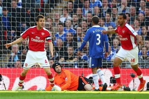 Arsenal vs. Chelsea,April 18,2009