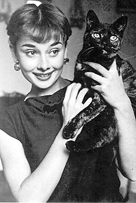 Audrey and Mr.Famous