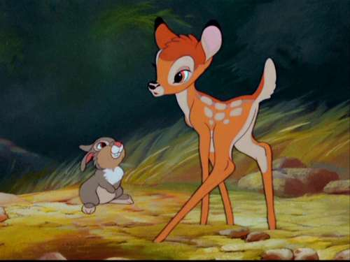 Bambi wallpaper probably with anime entitled Bambi
