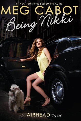 Being Nikki Book Cover
