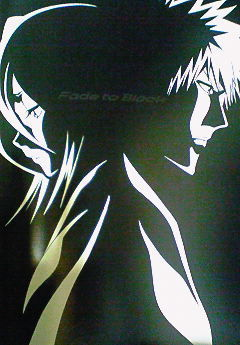 Bleach Fade to Black Movie