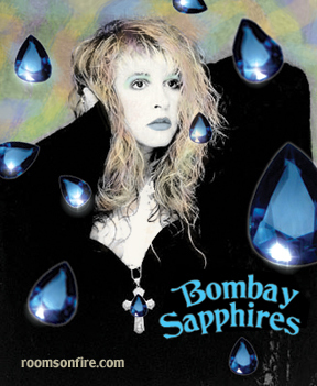 stevie nicks wallpaper entitled Bombay Sapphires