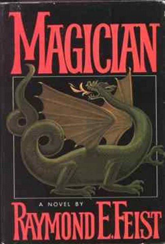 Magician: Master (Riftwar Saga, Book 2)-ExLibrary