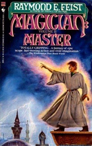 Book Covers for Magician, Magician: Apprentice, Magican: Master