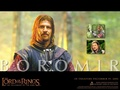 Boromir - lord-of-the-rings wallpaper