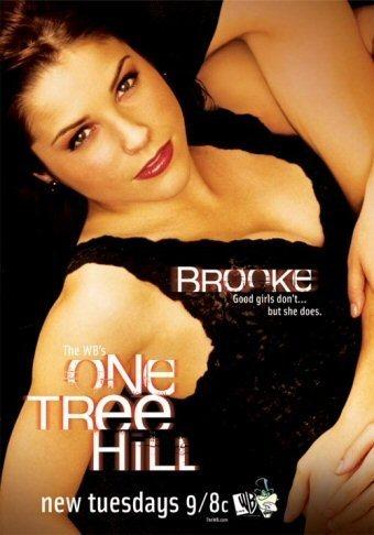 Brooke Davis Season 1 Promotional Pictures