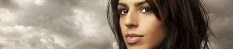 Brooke Fraser wallpaper probably with a portrait called Brooke Fraser - Banner