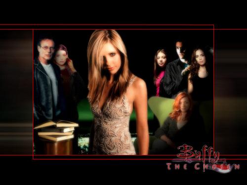 Buffy the Vampire Slayer - Future Cast