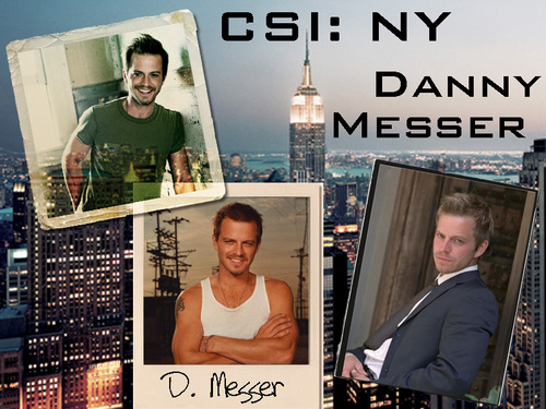 CSI:NY wallpaper containing a sign called CSI: NY Wallpaper