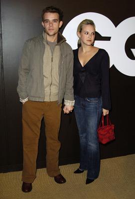 Carla Gallo y su novio