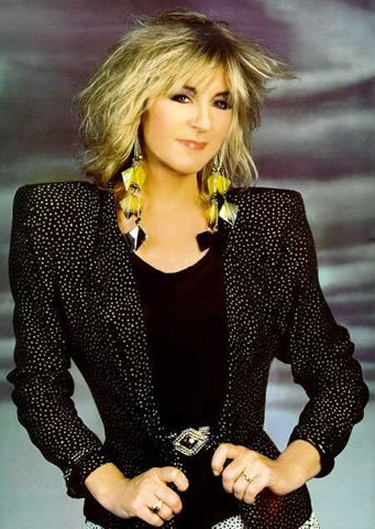 Fleetwood Mac wallpaper possibly containing a pullover, a well dressed person, and an outerwear entitled Christine McVie