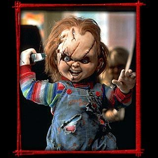 Chucky from Bride of Chucky