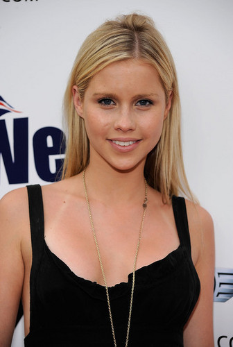 Claire Holt Champagne Launch Of BritWeek 2009