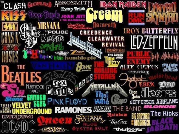 Classic Rock images Classic Rock Band Logos wallpaper and ...