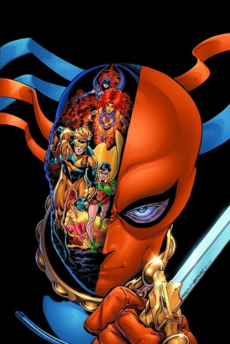 DeathStroke VS Teen Titans and Booster सोना