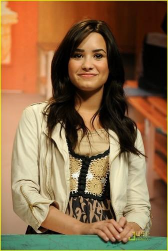 Demi Lovato Brings musique to Madrid