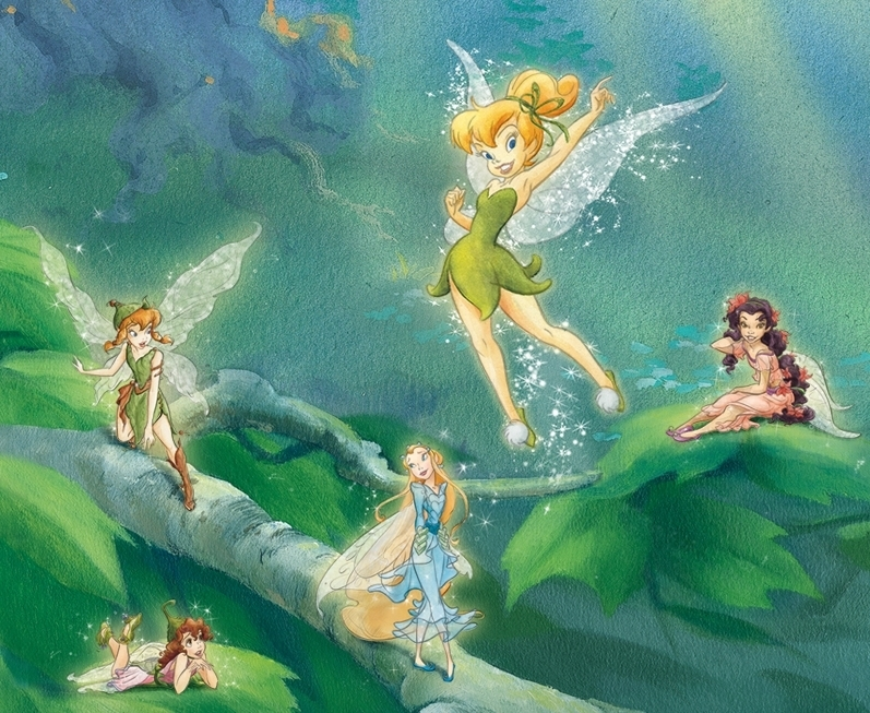 disney fairies images - photo #3