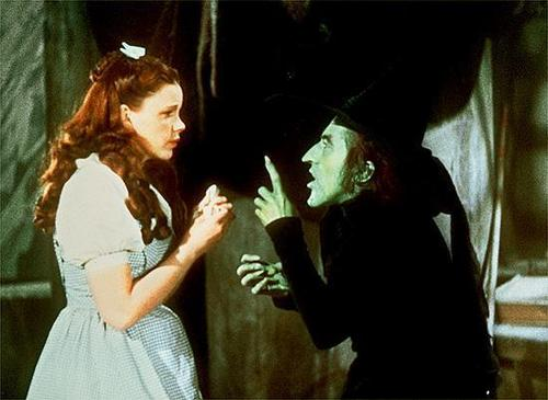 Dorothy & The Wicked Witch of the West