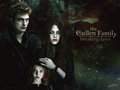 Edward, Renesmee, and Bella