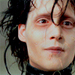 Edward Scissorhands icons