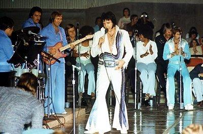 Elvis In Practice