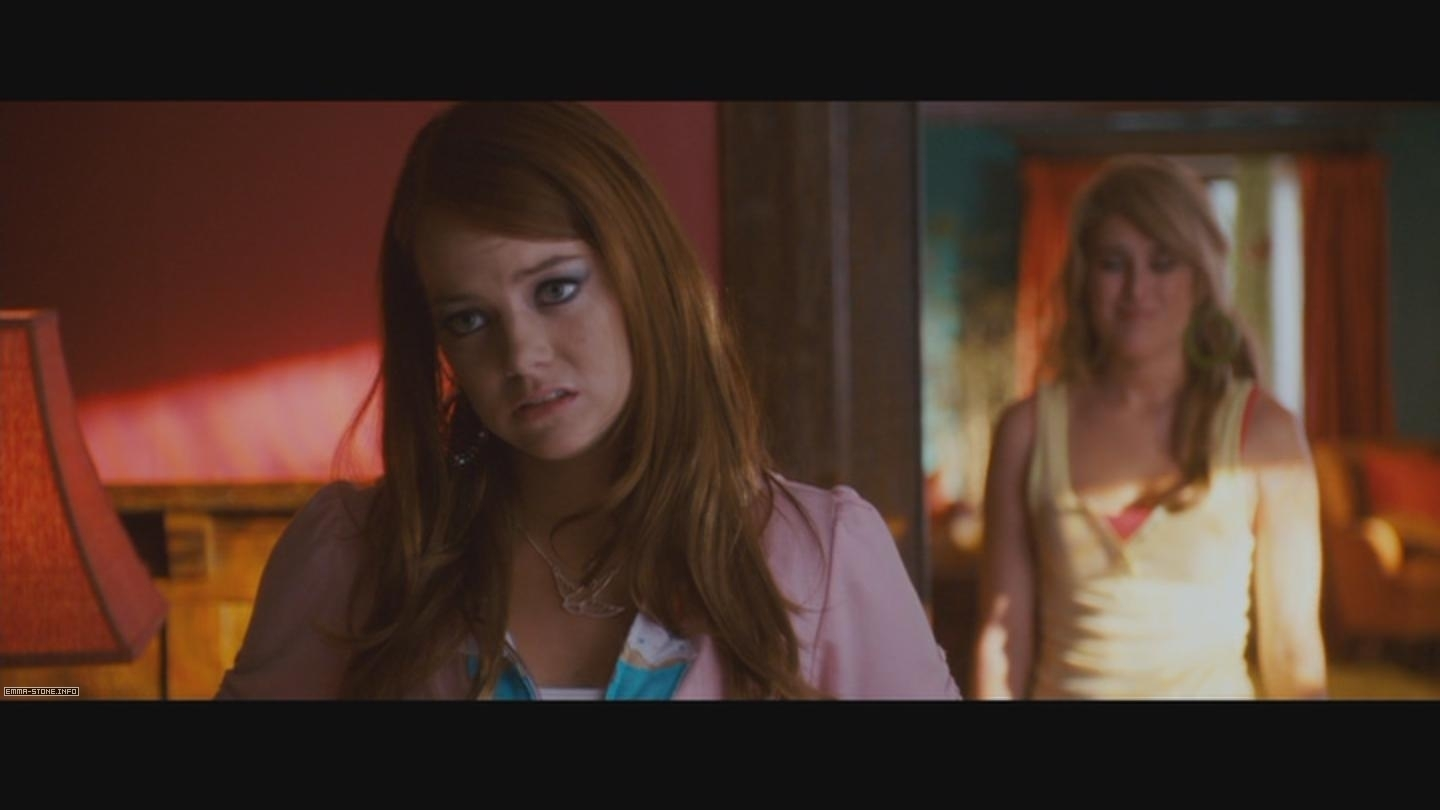Emma in 'The House Bunny'