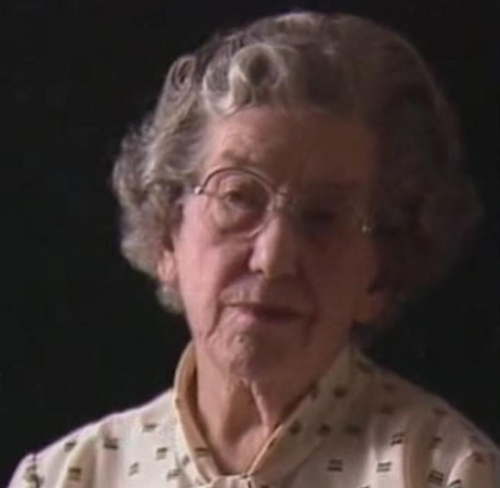 Eva Hart (1905 - 1996)