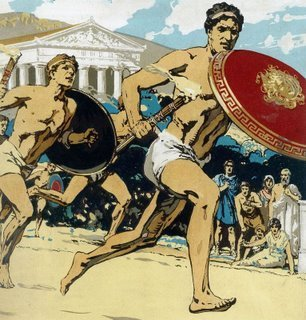 Excersice in Ancient Greece