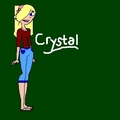FanFiction- Crystal - total-drama-island fan art