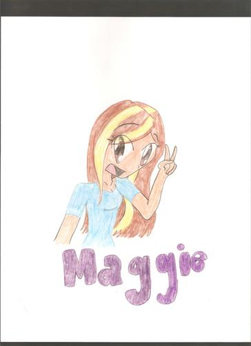 FanFiction-Maggie