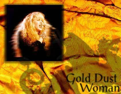 oro Dust Woman