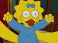 Gone Maggie Gone - maggie-simpson screencap