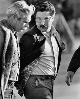 Serial Killers wallpaper titled Hillside Strangler Kenneth Bianchi