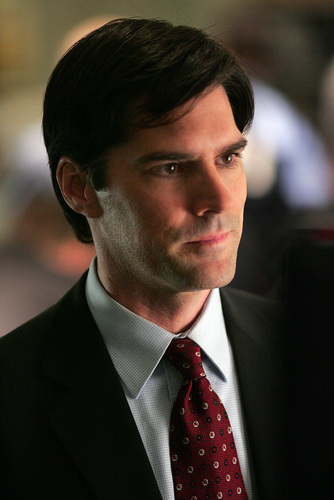 SSA Aaron Hotchner wallpaper containing a business suit, a suit, and a two piece titled Hotch