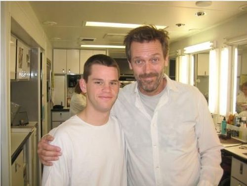 Hugh and Ryan Lee (Seth from 'House Divided')