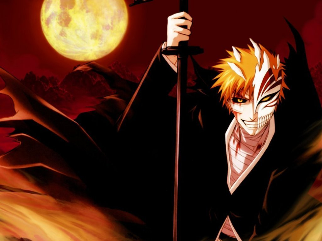 bleach ichigo hollow wallpaper - photo #24