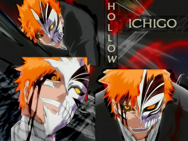 hollow ichigo wallpaper. Ichigo H. - Hollow Ichigo