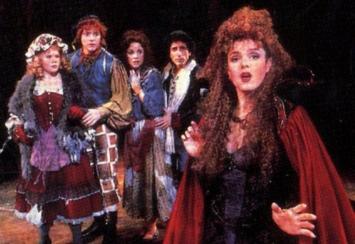 Into the Woods wallpaper entitled Into The Woods~Original Broadway Cast