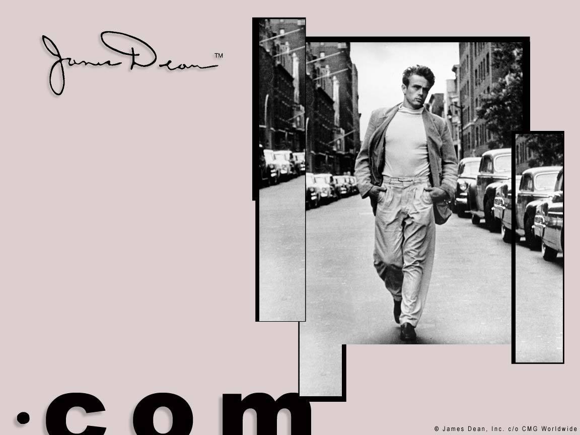 James Dean - James Dean Wallpaper (5726225) - Fanpop