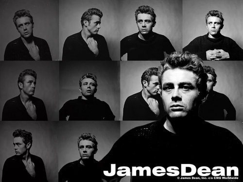 James Dean wallpaper probably containing a concert entitled James Dean