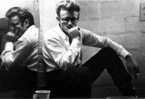 James Dean wallpaper probably containing a business suit, a living room, and a drawing room entitled James Dean