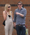 Josh Out And About With Blonde Girl. - josh-hartnett photo