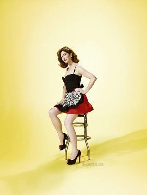 Desperate Housewives wallpaper entitled Katherine