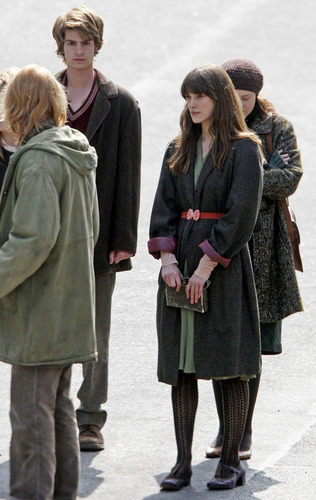 "Keira Knightley Films ""Never Let Me Go"""