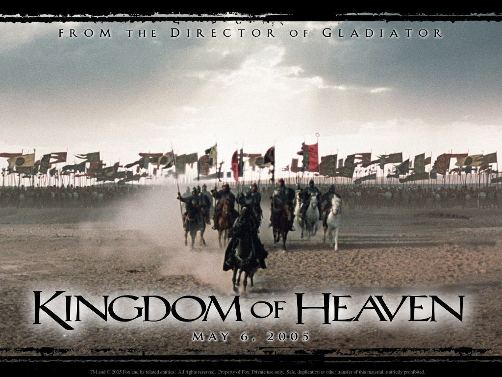 kingdom of heaven images kingdom of heaven hd wallpaper