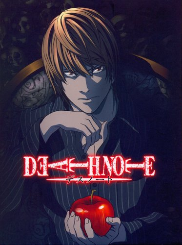 Light Yagami of Death Note