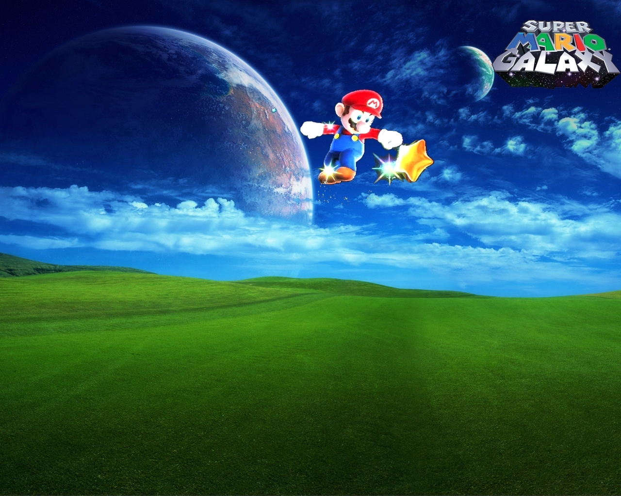 11 Stunning Mario Wallpaper