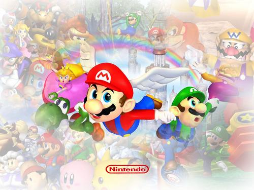Nintendo wallpaper called Mario Wallpaper